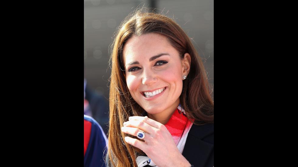 Какви скъпи подаръци направи принц Уилям подари на Кейт Мидълтън?