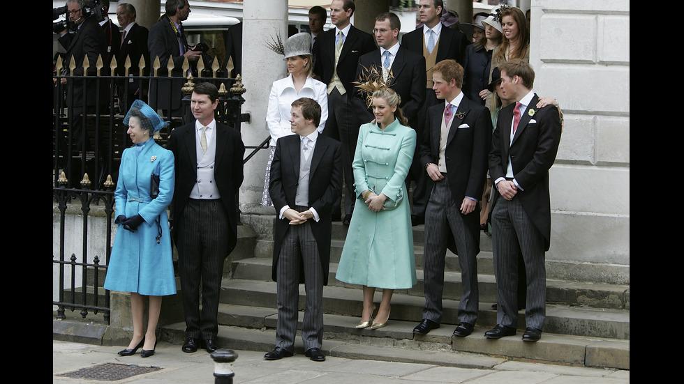 Принцовете Уилям и Хари имат сестра, за която никой не говори