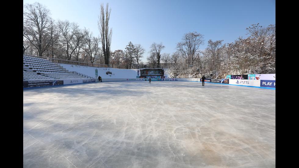 Забавления на леда