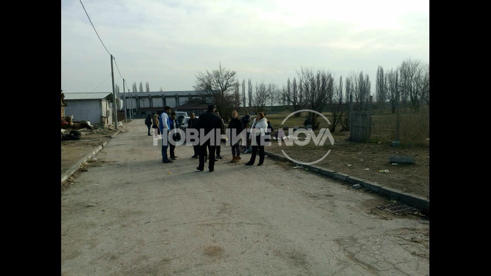 Отново напрежение във Войводиново