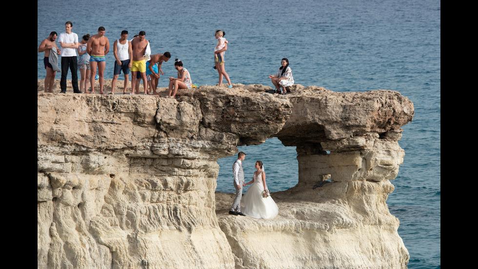 Европейските страни с най-много сватби