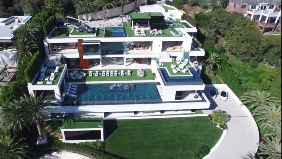Най-скъпият имот в САЩ