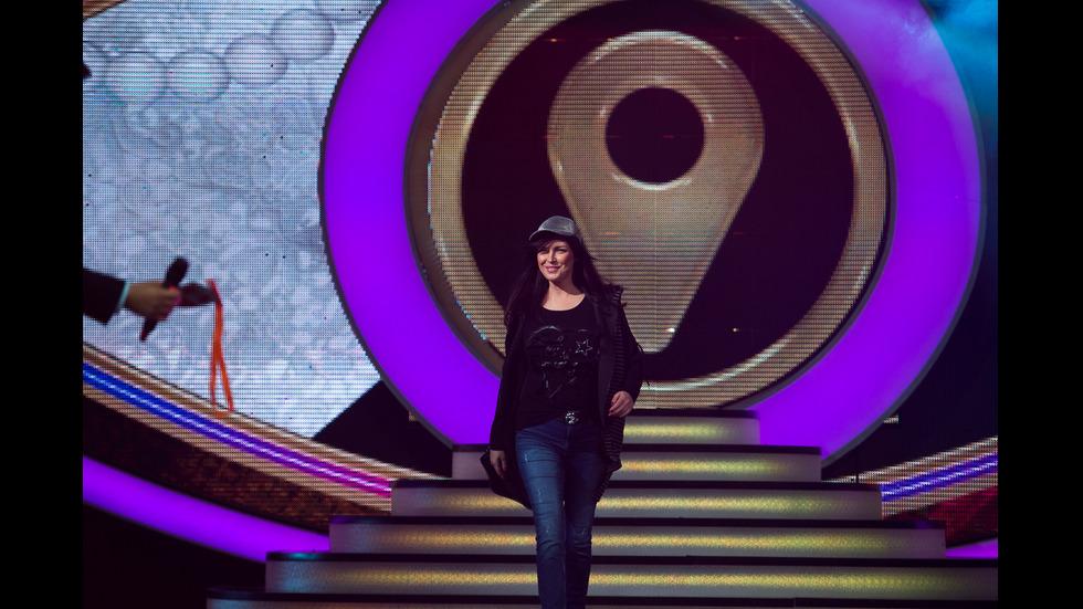 Жени Калканджиева напусна Big Brother: Most Wanted 2018