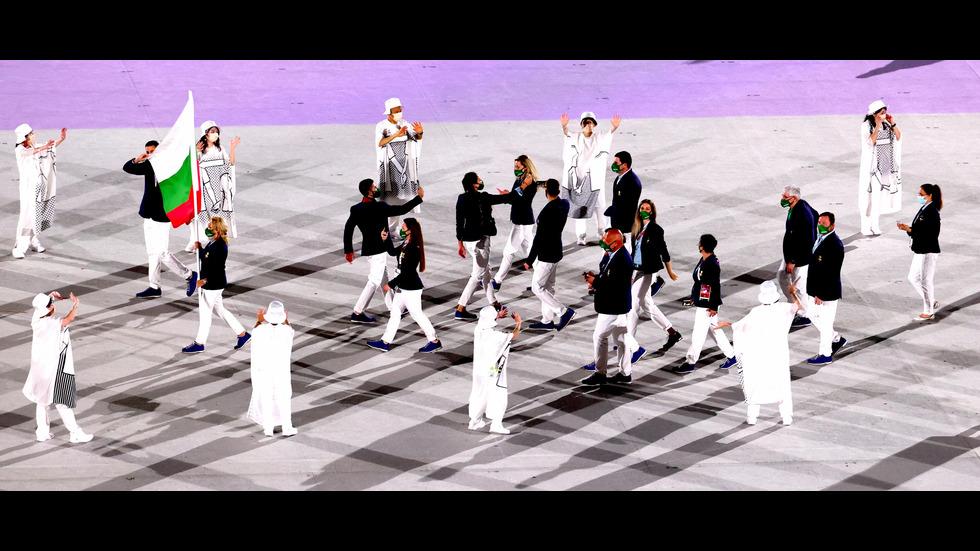 СВЕТЪТ Е ОЛИМПИАДА: Откриване на Игрите в Токио