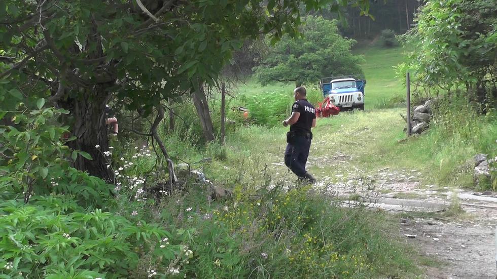 Пуснаха на свобода двамата заподозрени за убийството на възрастен мъж край Враца