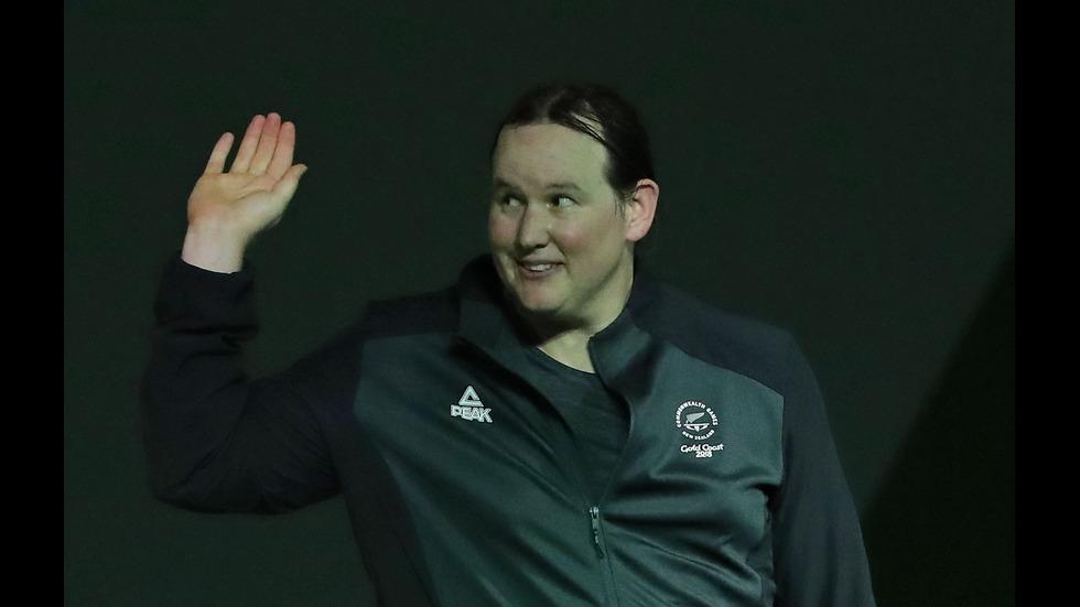 Tранссексуален атлет ще се състезава на Олимпиадата