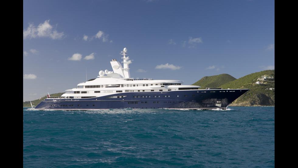 ЛУКС ЗА МИЛИАРДИ: Най-скъпите яхти в света