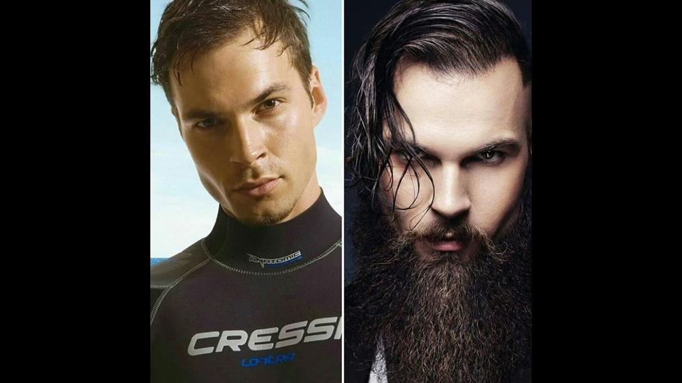 Мъжете, които са по-секси с брада
