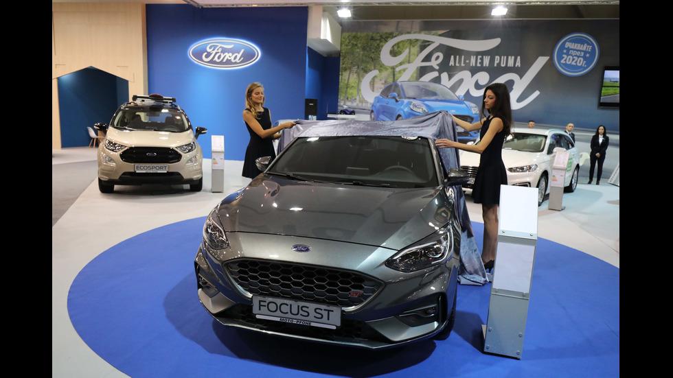 Международен автомобилен салон София 2019-V