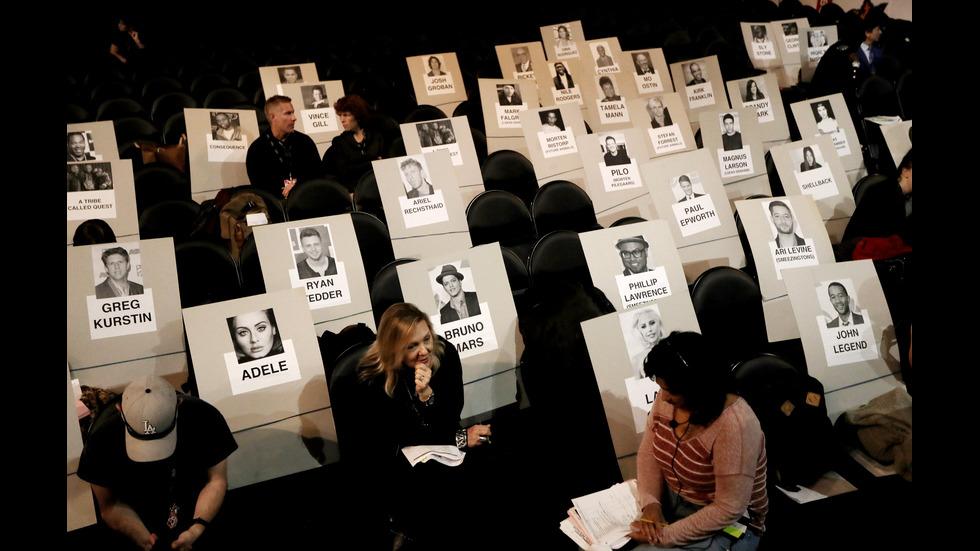 """Остават само 2 дни до 59-атата церемония по връчването на наградите """"Грами"""""""