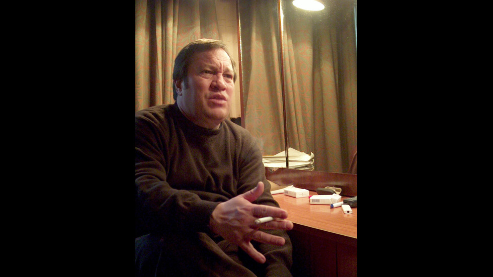 Актьорът Георги Мамалев през годините