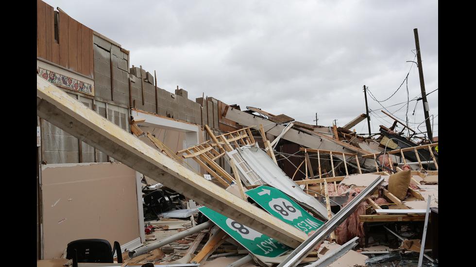 """Огромни щети и жертви след урагана """"Майкъл"""" във Флорида"""