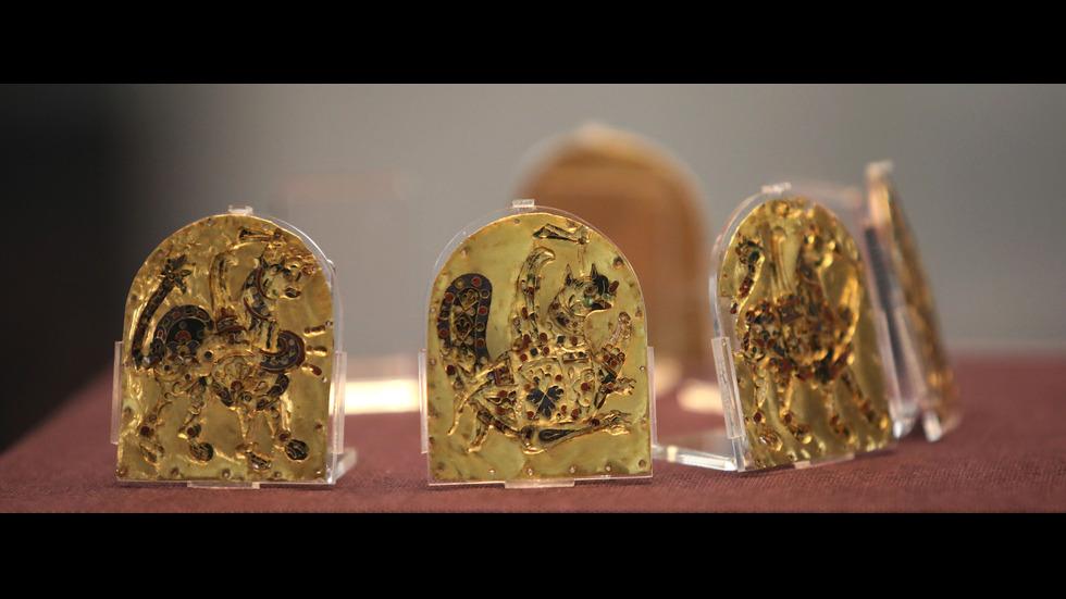 Показват съкровища от Велики Преслав на изложба в София