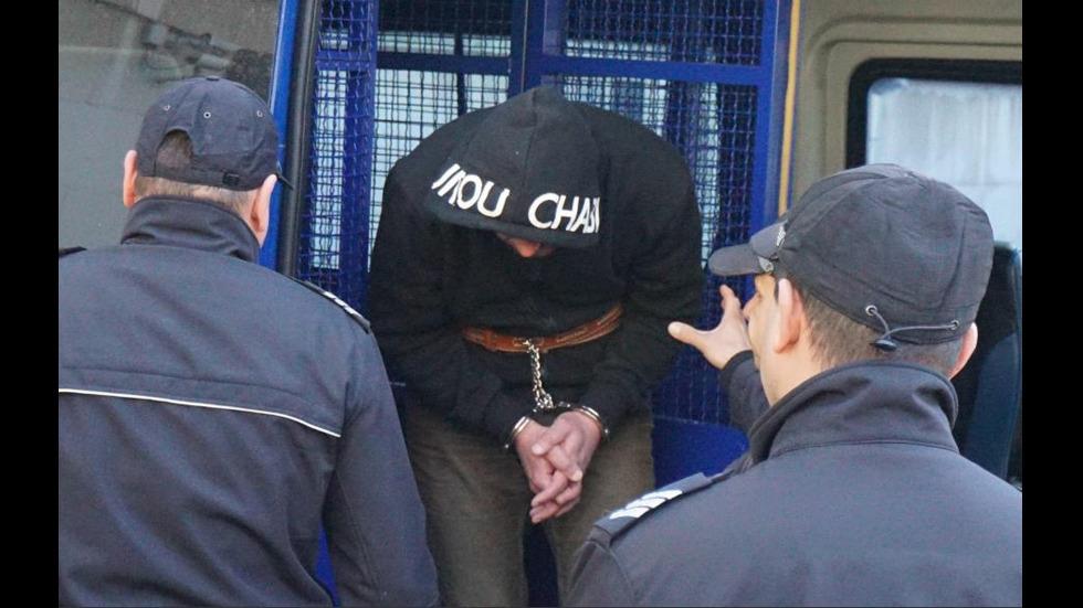 Варненският съд гледа мярката на убиеца на жена във Варна