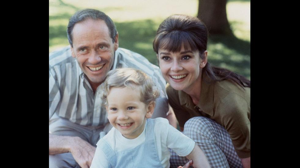 Ема Ферер – внучка на Одри Хепбърн и Мел Ферер
