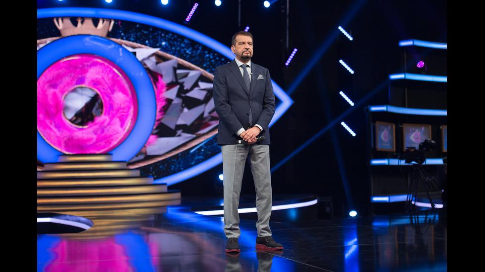 Лора и Ричард напуснаха Къщата на VIP Brother на крачка от финала