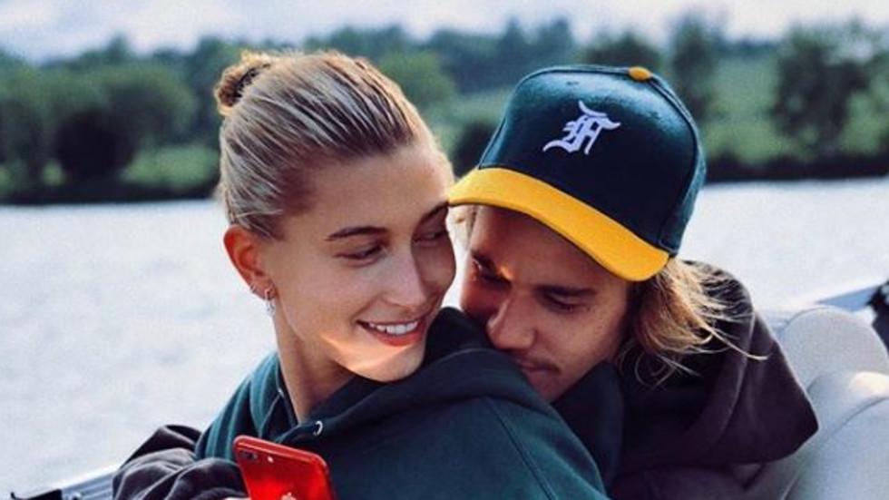 Хейли Болдуин потвърди брака си с Джъстин Бийбър