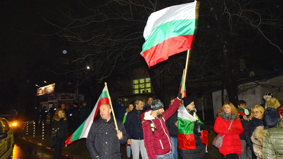 Поредна вечер на протести