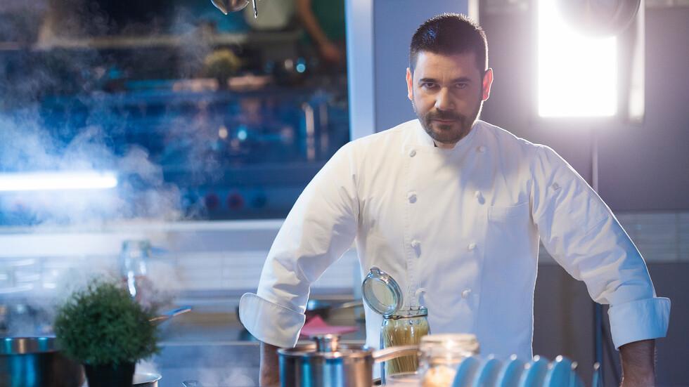Шеф Виктор Ангелов във втори сезон на Hell's Kitchen България