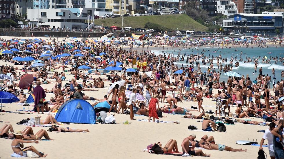 Рекордни жеги в Австралия