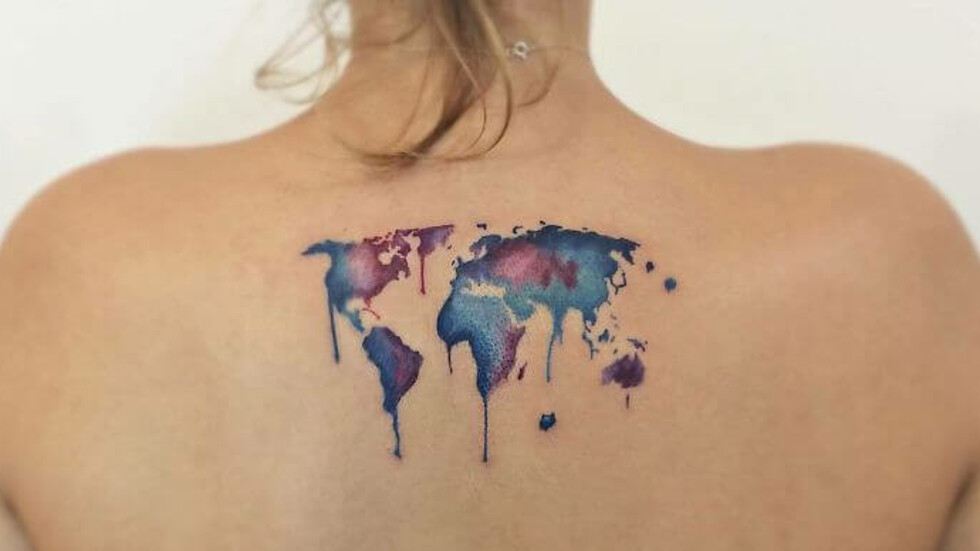 Татуировки за пътешественици