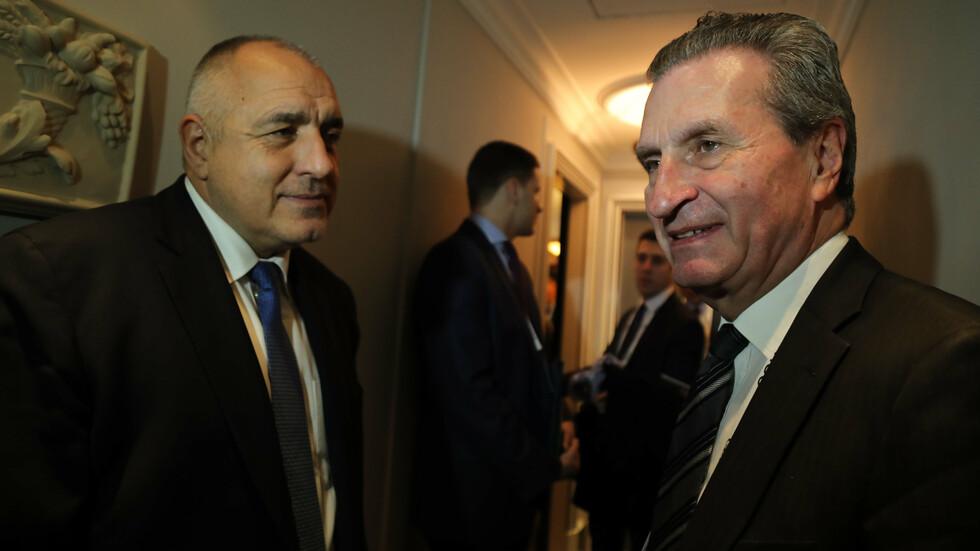 Борисов: Необходим ни е амбициозен бюджет на ЕС