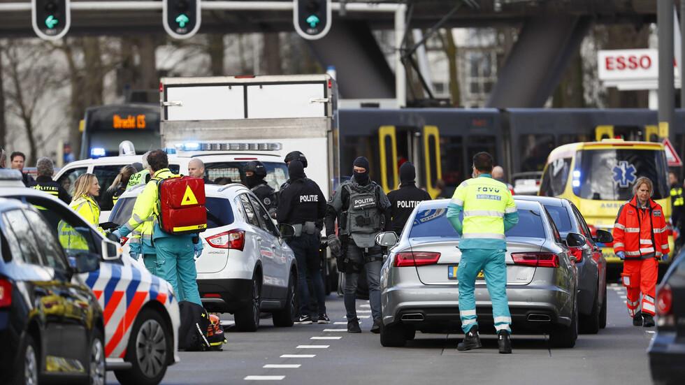 Стрелба в холандски град, има ранени