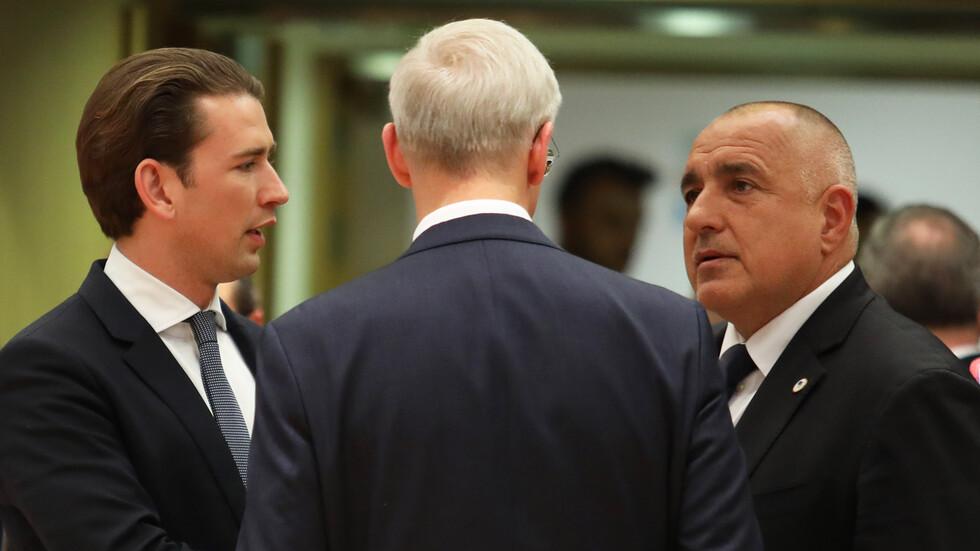 Борисов участва в заседание на Европейския съвет