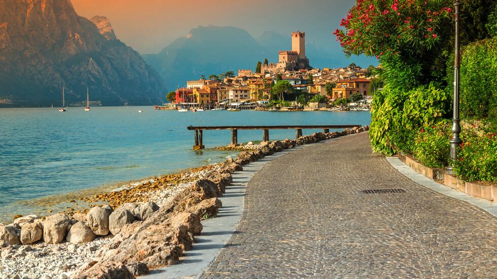 Езерото Лаго ди Гарда – очарованието на Италия