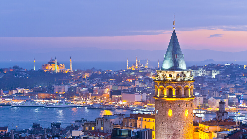 Истанбул – историческият град от бъдещето