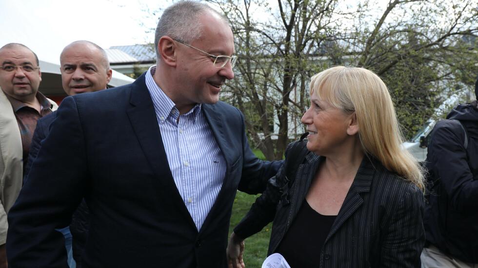 БСП представя кандидатите си за евродепутати