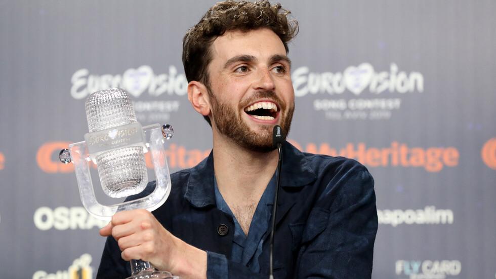 """Холандия е големият победител на """"Евровизия"""" 2019"""