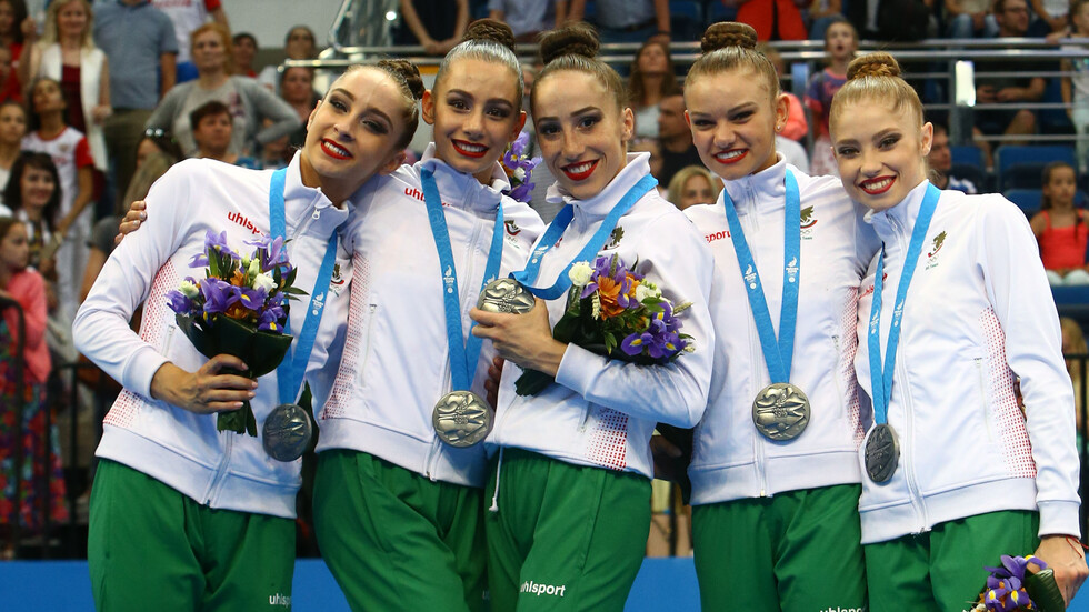 Сребро за ансамбъла ни на пет топки в Беларус