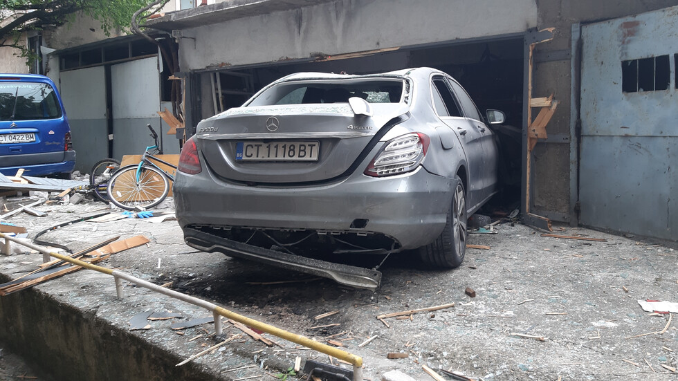 Взривиха колата на помощник на частен съдебен изпълнител