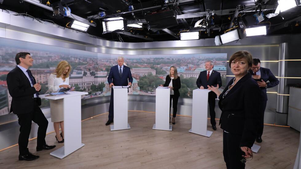 Дискусия в студиото - кандидатите за кметове на Пловдив
