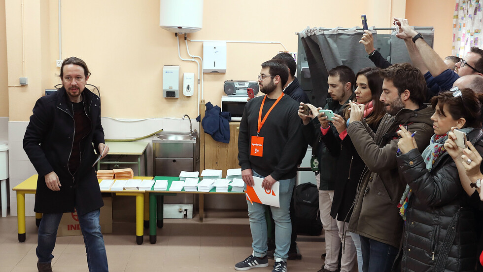 Испания отново провежда избори