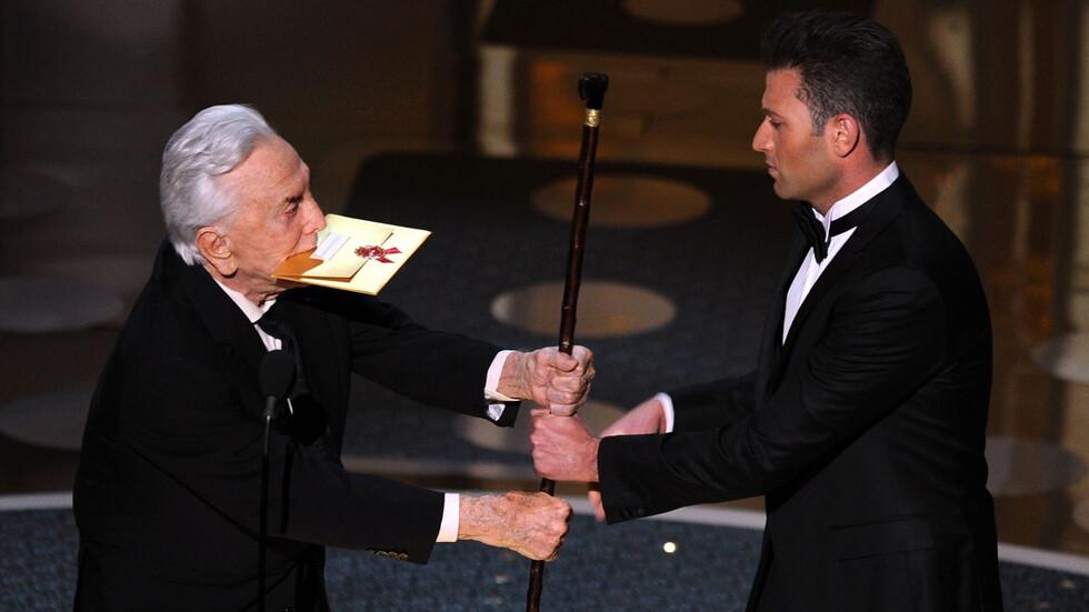 Кърк Дъглас – живата легенда на киното на 103 години