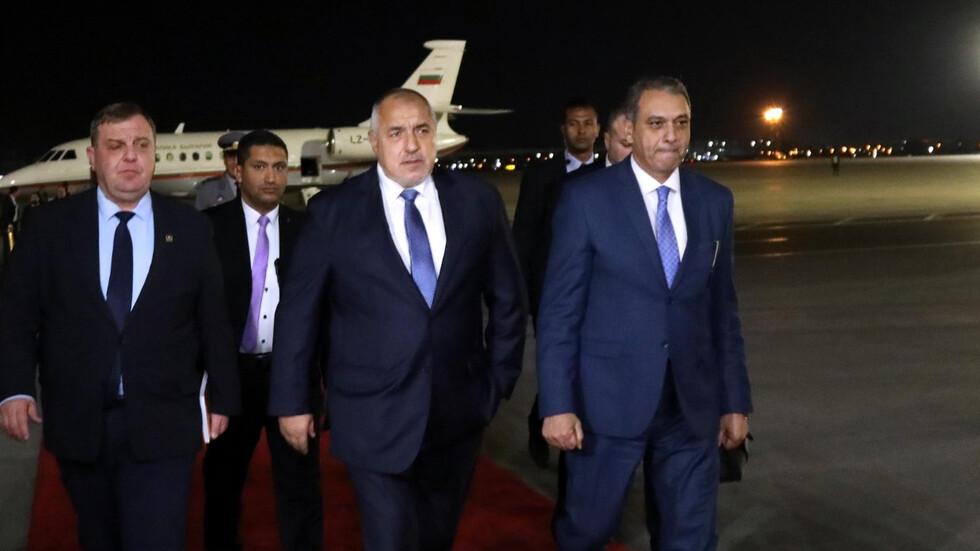 Борисов се срещна с президента на Египет Абдел Фаттах Ас-Сиси