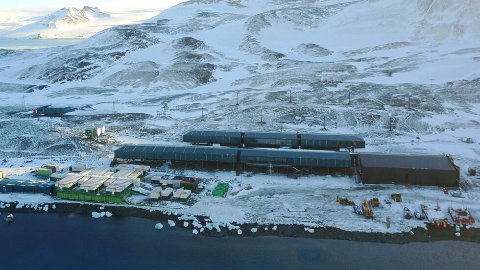Бразилия изгради нова база на Антарктида