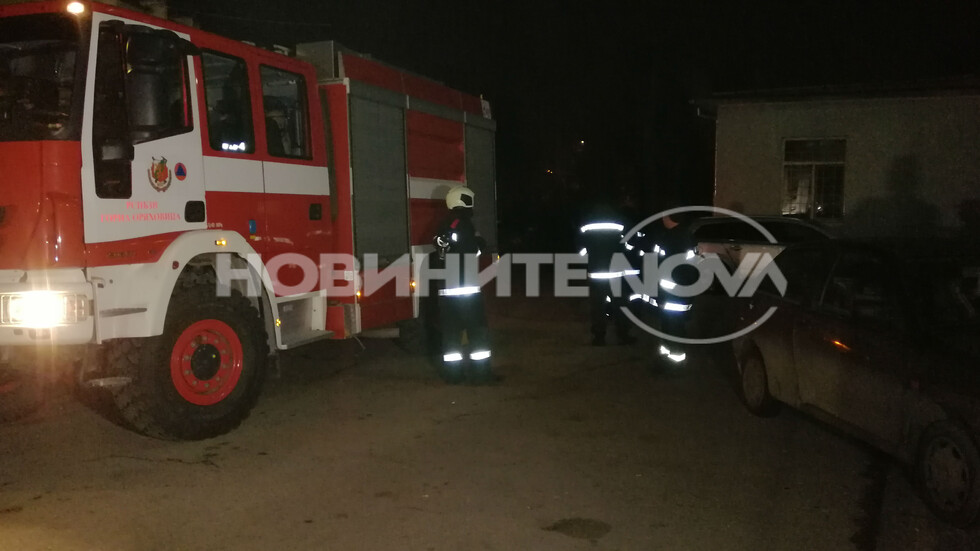 Дим в болница в Горна Оряховица вдигна на крак пожарникарите