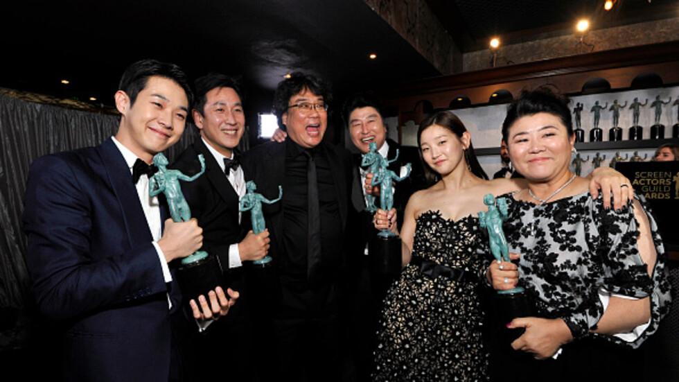 Корейски филм е първият чуждоезичен с голямата награда на Гилдия на актьорите в САЩ