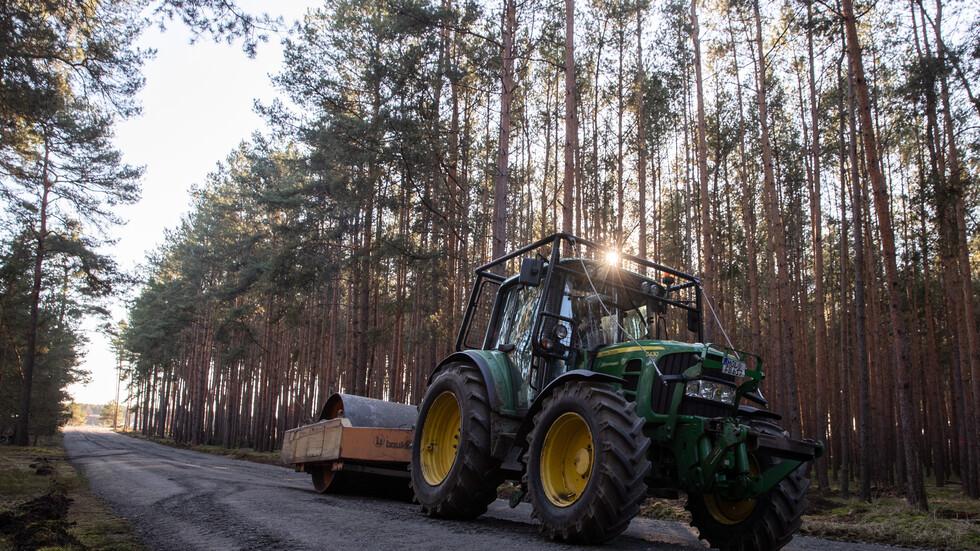 Tesla ще изсече голяма площ гори, за да построи новата си фабрика в Германия