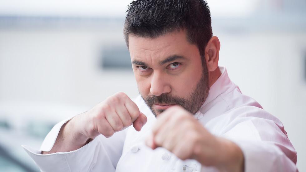 Шеф Виктор Ангелов
