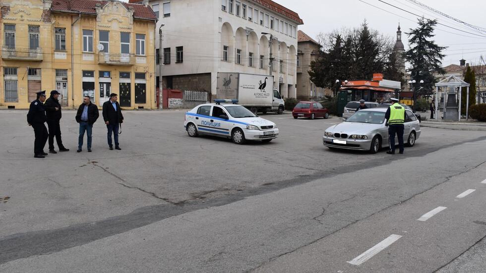 Спецакция срещу битовата престъпност в Павликени