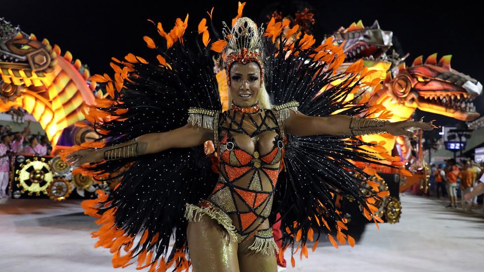 Шест дни бурна самба в Рио