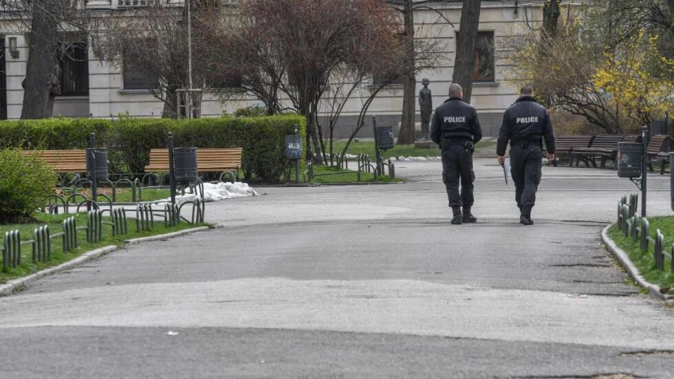 Полицаи съставят актове от по 5 000 лева за разходка в София
