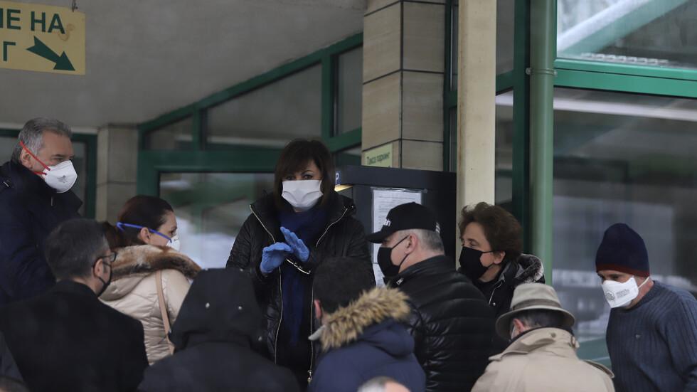 Депутати се изследват за коронавирус