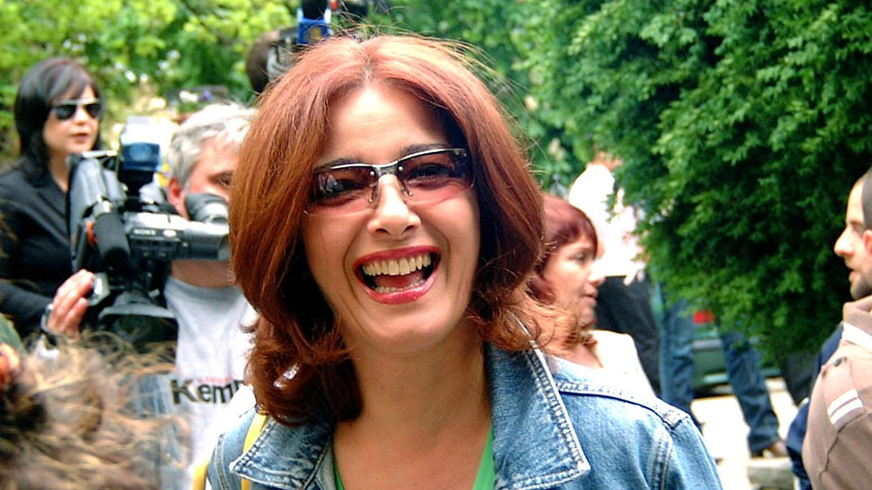 Актрисата Катето Евро през годините