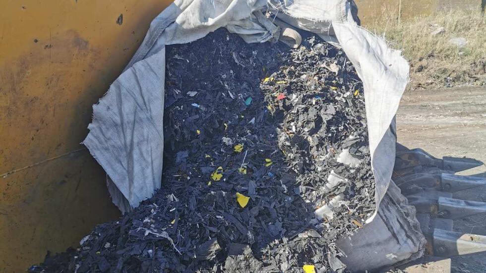 Откриха отпадъци от акумулаторни батерии, внос от Словакия и Румъния, в землището на Червен бряг