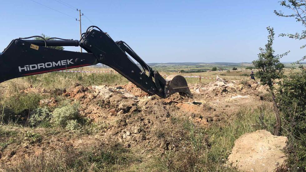 Намериха 4 тона пестициди край село Койнаре (ВИДЕО)